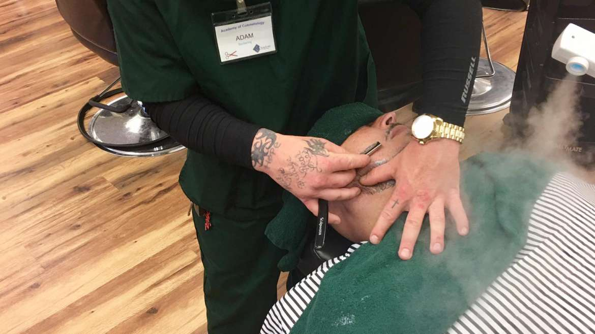 Restricted or Full Barbering